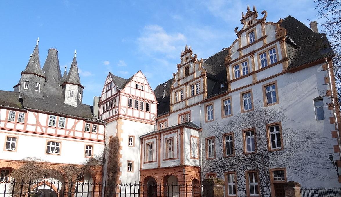 Schloss Hungen